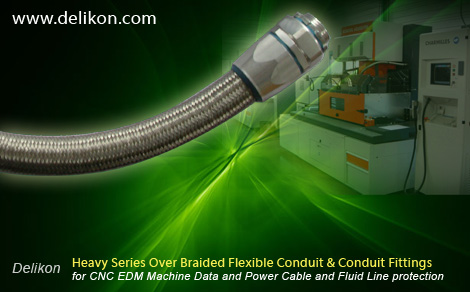 [CN] Automation Electromagnetic screen Over Braided Flexible Conduit for Variable frequency drive cable (VFD)